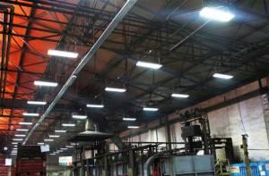 промышленые светодиодные светильники Львов