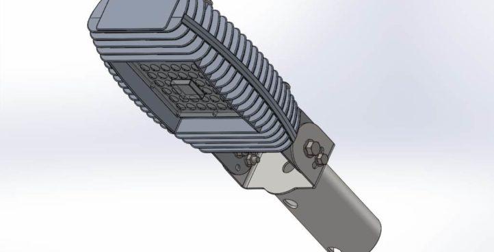 Світлодіодні світильники LPL 18-60 Вт
